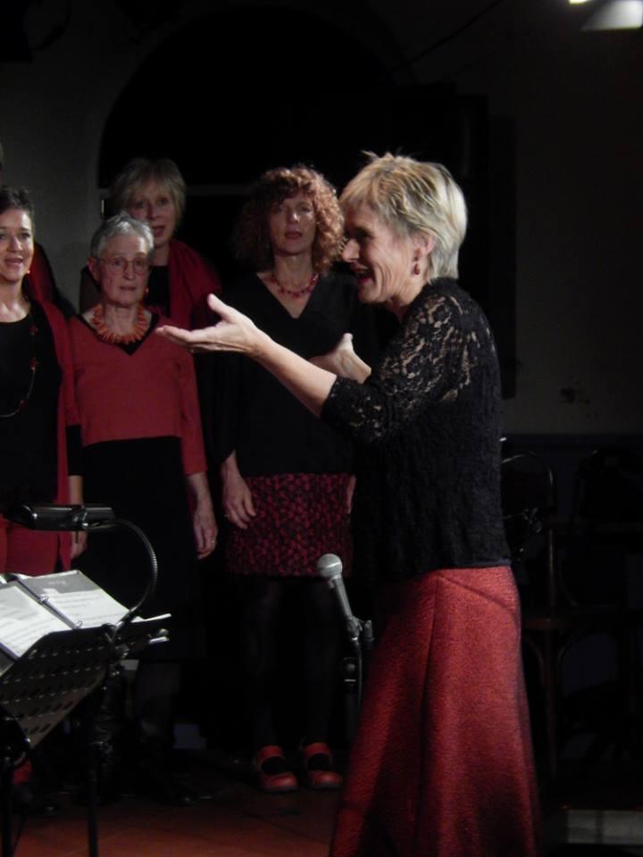 Renata Würsten - ehemalige Dirigentin von bocc'aperta